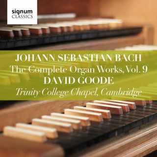 J.S. Bach: The Complete Organ Works, Vol. 9