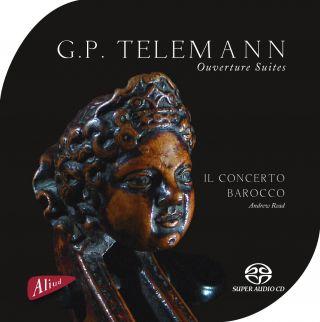 G.P. Telemann - Ouverture Suites