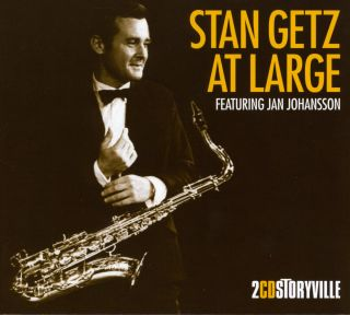 Stan Getz at Large