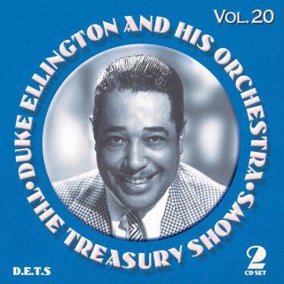 Duke Ellington: The Treasury Shows, Vol. 20