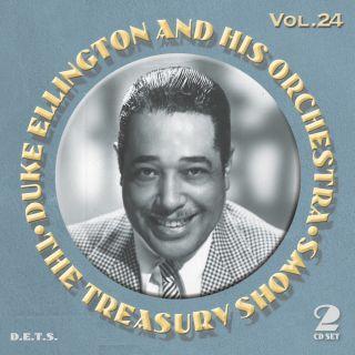 Duke Ellington: The Treasury Shows, Vol. 24