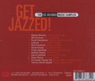 Get Jazzed!