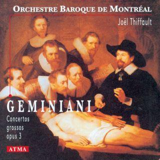 Concerti grossi, op. 3