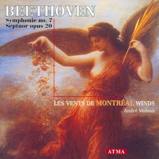 Symphony No. 7 (wind version) /Septet, op. 20