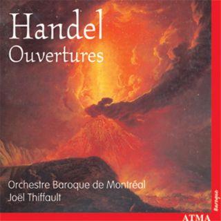 Handel: Overtures
