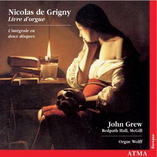 Grigny: Organ works (complete)