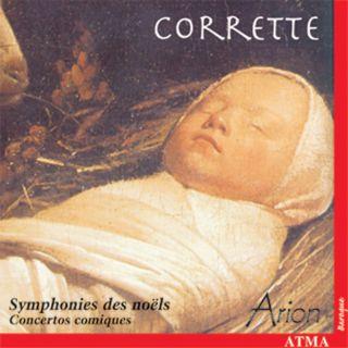 Symphonies Des Noëls/concertos Comiques