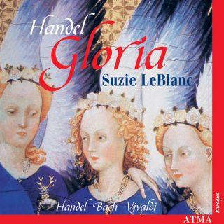 Handel:Gloria/ Bach/ Vivaldi
