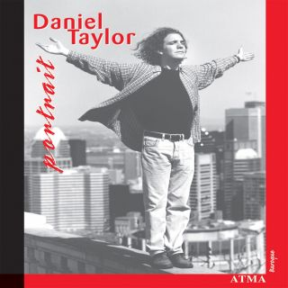 Daniel Taylor Portrait