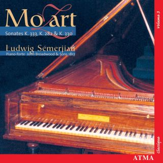 Piano sonatas vol. III