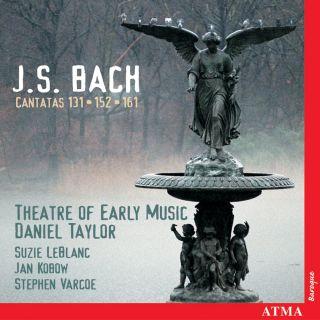 Cantatas, BWV 131, 152, 161
