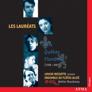 Les Lauréats: Prix Québec-Flandres [1988 -2003]