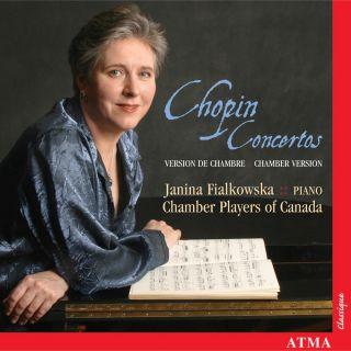Chopin: Piano concertos (chamber version)