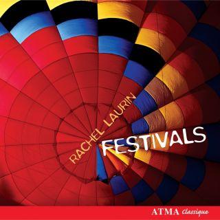 Rachel Laurin - Festivals