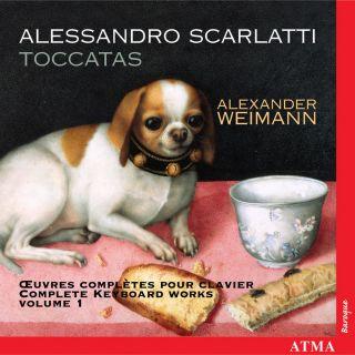 Alessandro Scarlatti Toccatas