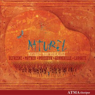 Naturel - Musiques Montréal-Liège
