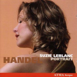 Handel - Suzie LeBlanc Portrait