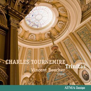 Tournemire Vol. 3 - Trinitas