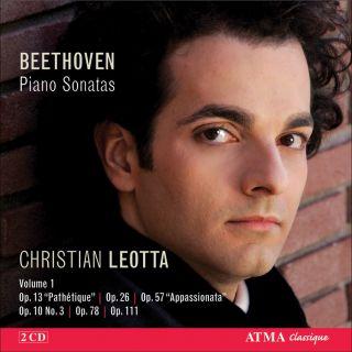 Piano sonatas,