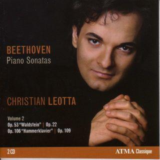 Piano sonatas, Vol 2