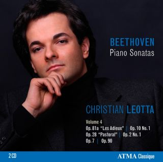 Piano Sonatas, Vol 4