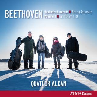String Quartets Op. 18 Nos 1-6, Volume 1