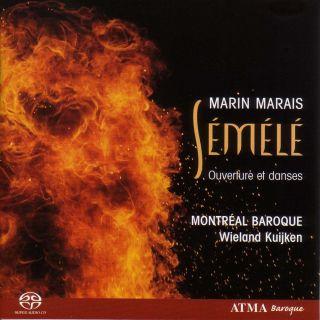 Marais: Sémélé Overture & Dances