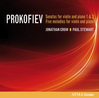 Sonatas for violin and piano 1 & 2