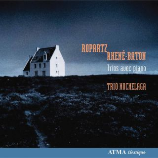 Ropartz & Rhené-Baton: Piano trios
