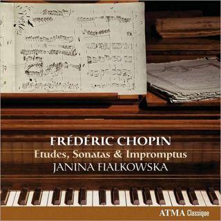 Etudes, Sonatas & Impromptus