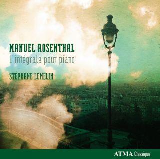 Manuel Rosenthal: L'intégrale pour piano