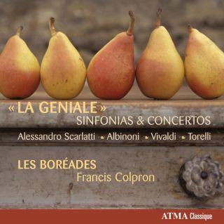 La Geniale - Sinfonias & Concertos