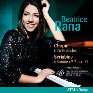 26 Préludes/sonate Nr 2 Op. 19