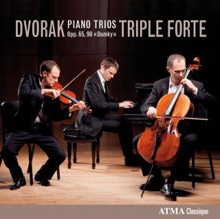 "DVORAK PIANO TRIOS, Op. 65, 90 ""Dumky"""