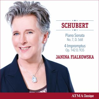 SCHUBERT Piano Sonata No. 7 D. 568, 4 Impromptus Op. 142 D. 935