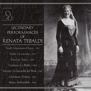 Legendary Performances Of Tebaldi