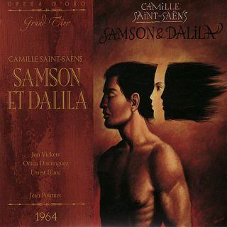 Samson Et Dalila (amsterdam, 1964)