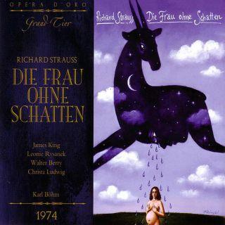 Die Frau Ohne Schatten (salzburg 74