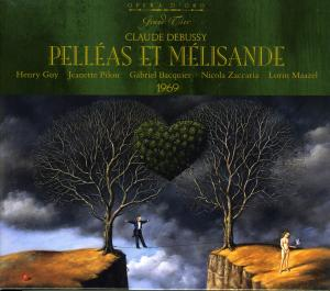 Pelléas Et Melisande (Roma 1969)