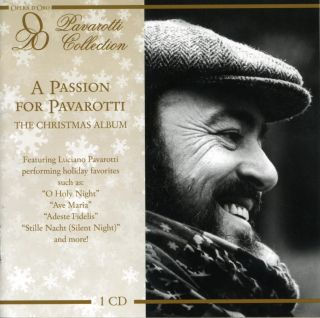 A Passion For Pavarotti - The Christmas Album
