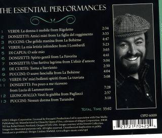 The Essential Performances