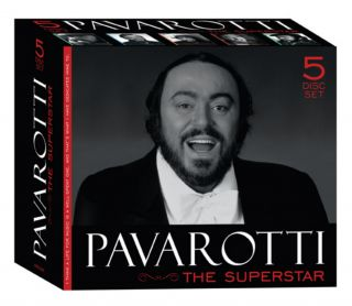 Pavarotti - The Superstar