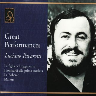 Great Performances: Pavarotti