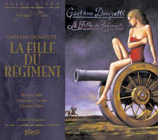 La Fille Du Regiment (1969)