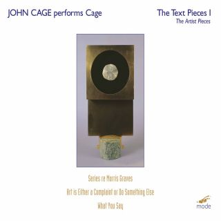 John Cage: The Text Pieces & The Artists Pieces, Vol. 1 (Live)