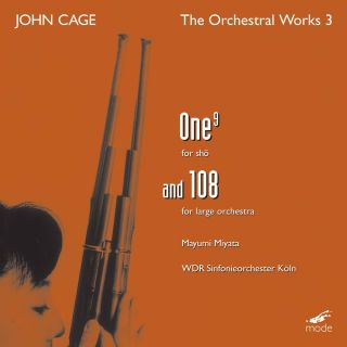 ONE (FOR SHO) / 108 (FOR LARGE ORCH