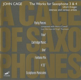 The Works for Saxophone 3 & 4