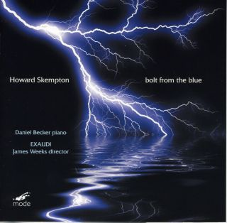 Howard Skempton: Bolt from the Blue - Music for piano & voices