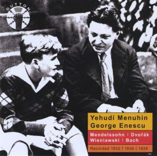 Mendelssohn / Dvorak / Wieniawski / Bach