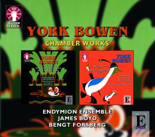 York Bowen Chamber Music